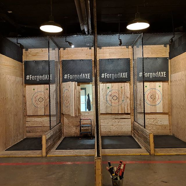 Milwaukee axe throwing competitions